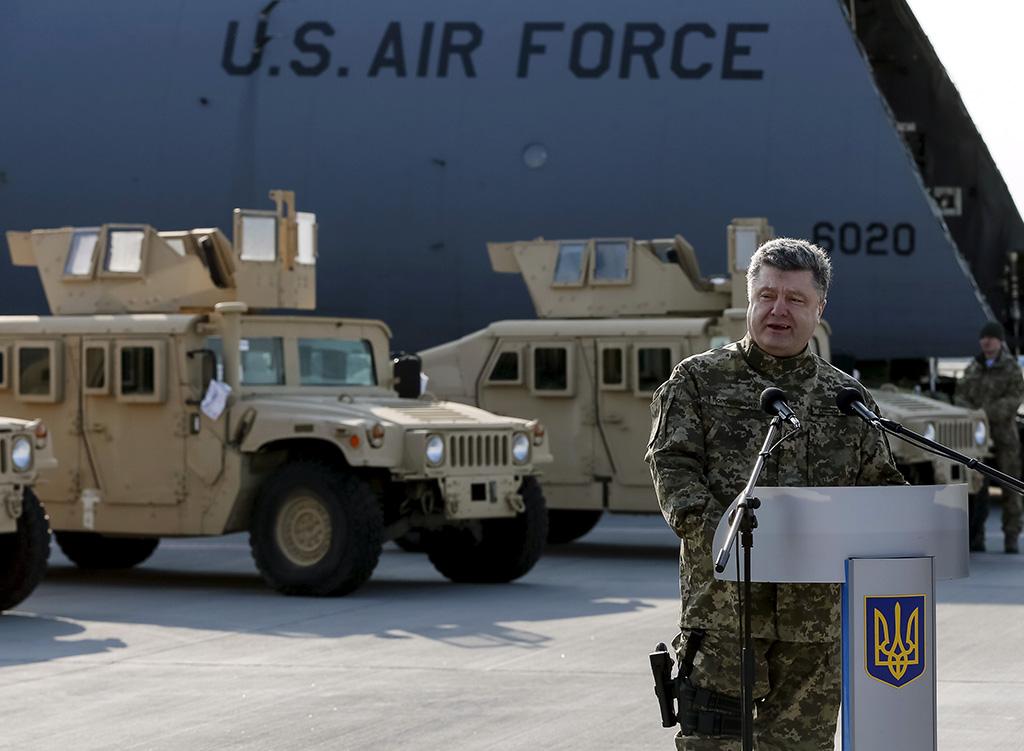 Ukraine Reinforces Its Warlike Rhetoric with Actions