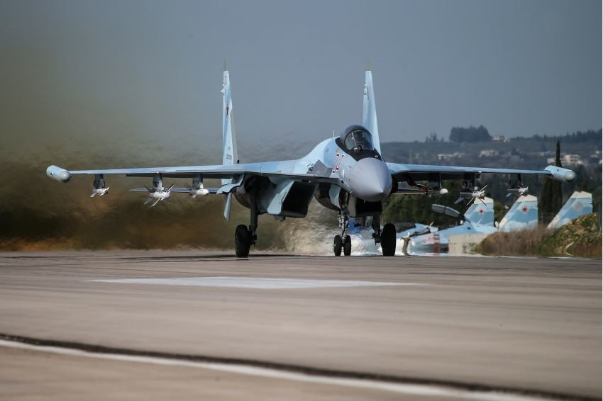 Russian Aerospace Forces Significantly Expanded in Southern Russia amid Escalation in the Middle East