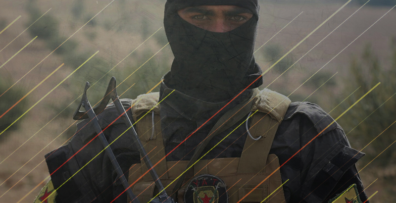 Kurdish Forces Attack HQ Of Turkish Army In Southern Turkey