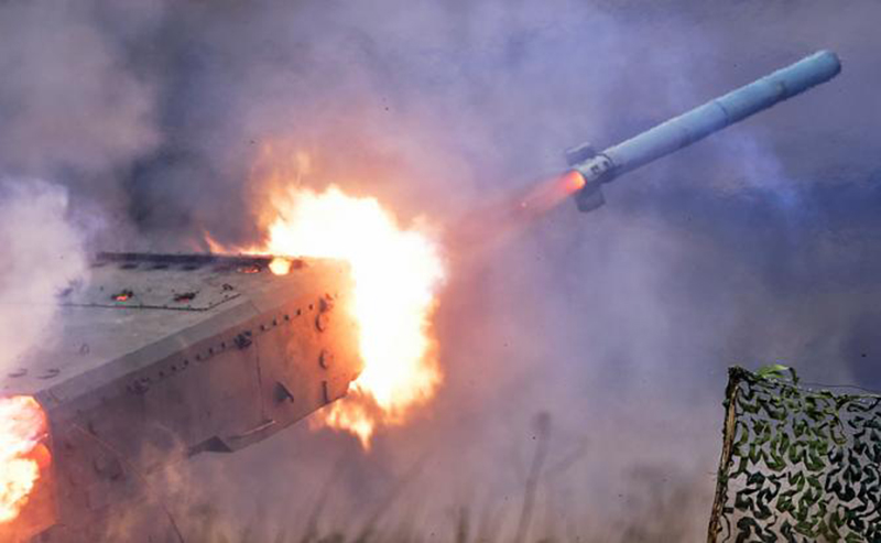 """Russian TOS-1 Flamethrower Systems: """"Horrifying"""" and """"Terrifying Hell"""" in Syria"""