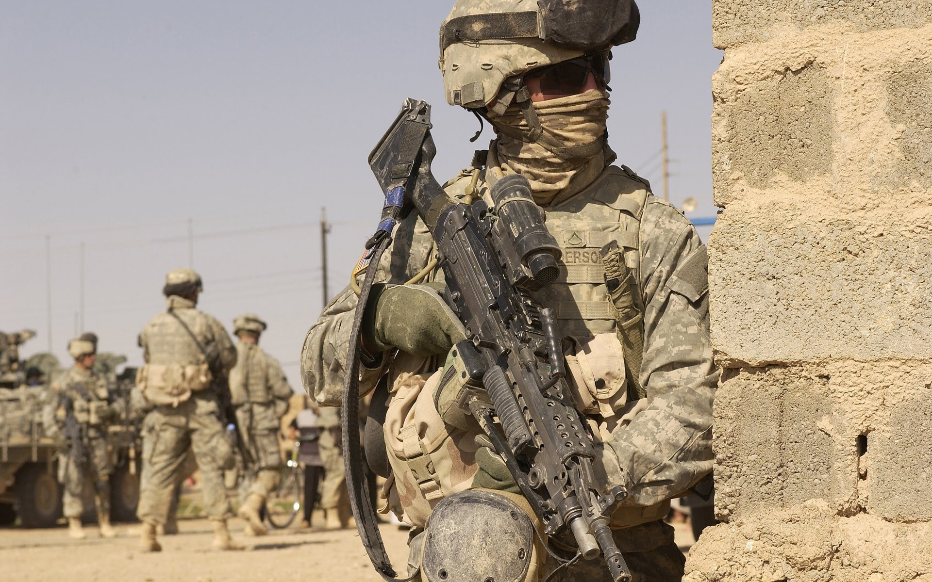 US Soldier Killed in Anti-Taliban Mission in Afghanistan
