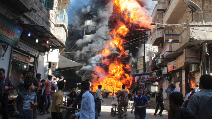 Clashes in Besieged Areas of Syria Prevent UN from Sending Humanitarian Aid