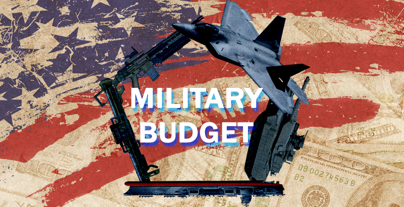 The Pentagon Lacks Funds Despite Having the World's Largest Military Budget