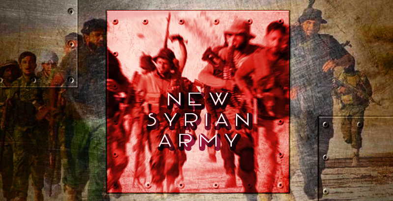 What We Know about US-backed 'New Syrian Army'?