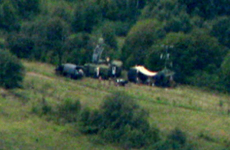 Russia Deployed Means of Electronic Intelligence near Ukrainian Border (Photo)