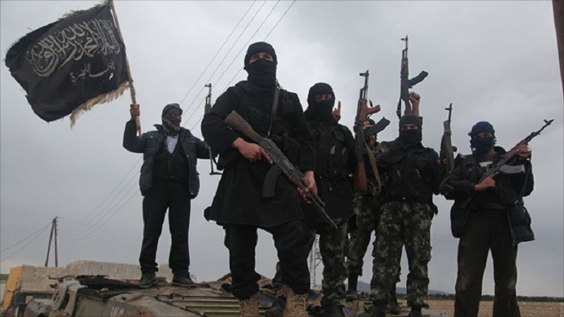 Jihadist rebels launch massive offensive in northern Homs