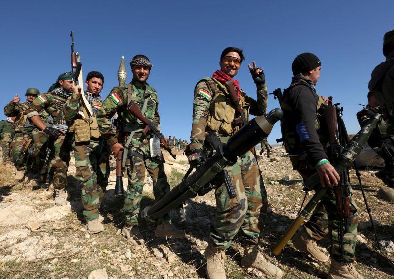 Germany Resumes Weapons Supplies to Iraqi Kurdistan