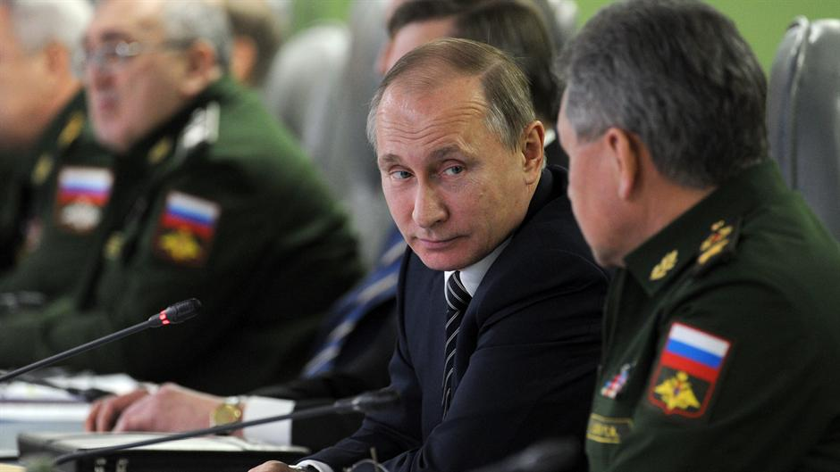 Putin Orders Snap Exercises to Check Combat Readiness of Russian Armed Forces amid Turkish Intervention in Syria