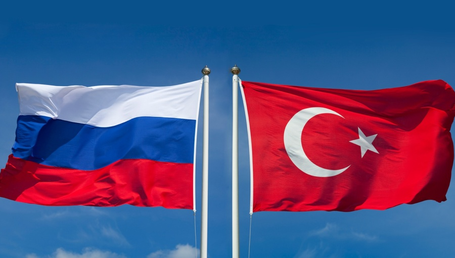 Senior Russian And Turkish Officials Finish Talks On Syria In Moscow