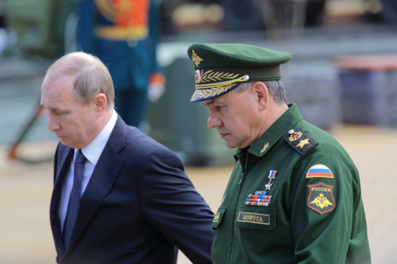 Russian Military Options in Syria and the Ukraine