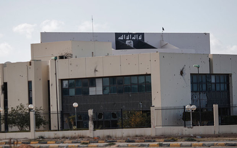 Libyan forces seize Sirte convention center from ISIL