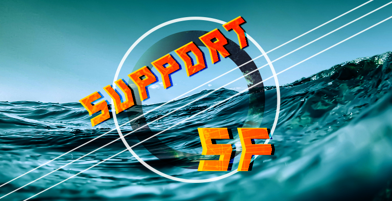Please, Support SF Work in August