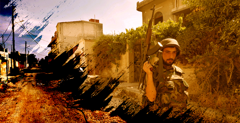 20 Terrorist Commanders Killed in Clashes with Syrian Army in Aleppo City