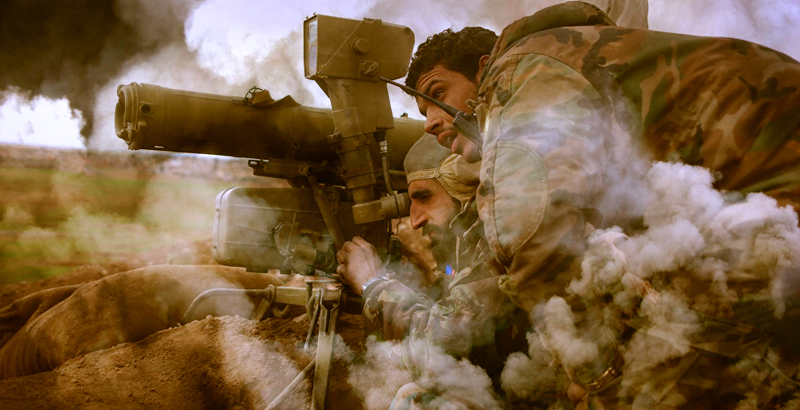 IS Terrorists Suffer Heavy Losses in Syrian Army Offensives in Sweida