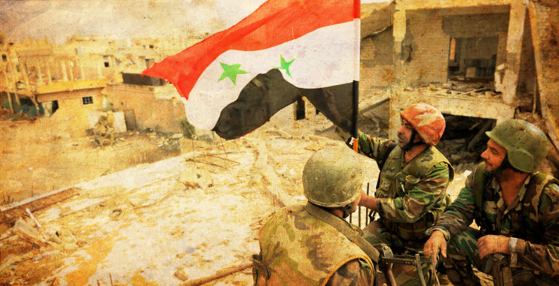 2500 Syrian Army Soldiers Ready to Deploy in Aleppo from Daraya