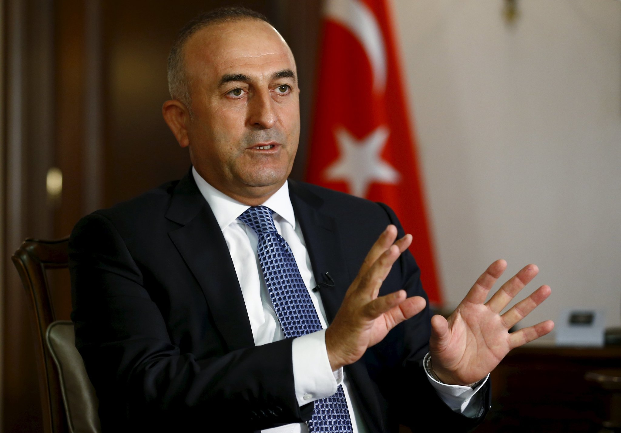 Turkey Demands to Stop Bombings on Aleppo City