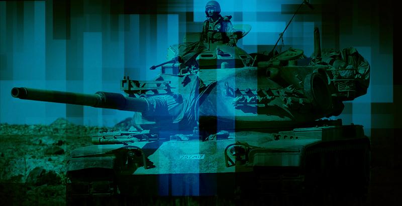 70 ISIS Targets Destroyed Near Syria's Jarablus by Turkish Battle Tanks