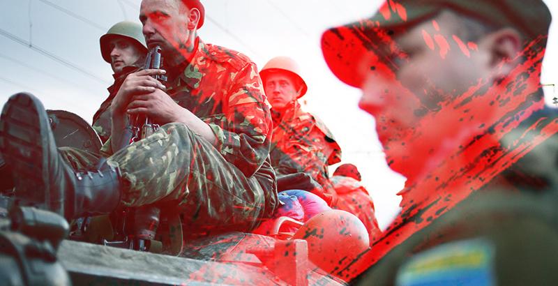 Ukrainian Military shell areas near Donetsk filtration plant and Yasinovataya