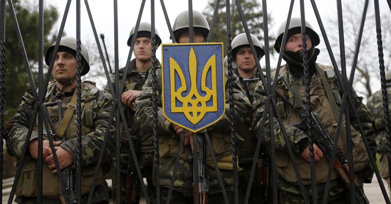 Ukrainian Media Call for Repression in South of Ukraine and Fght for Crimea by All Means