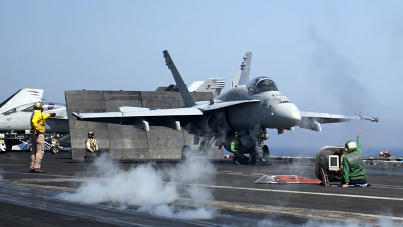 Pentagon Threats to Shoot Down Syrian Planes over Hasakah