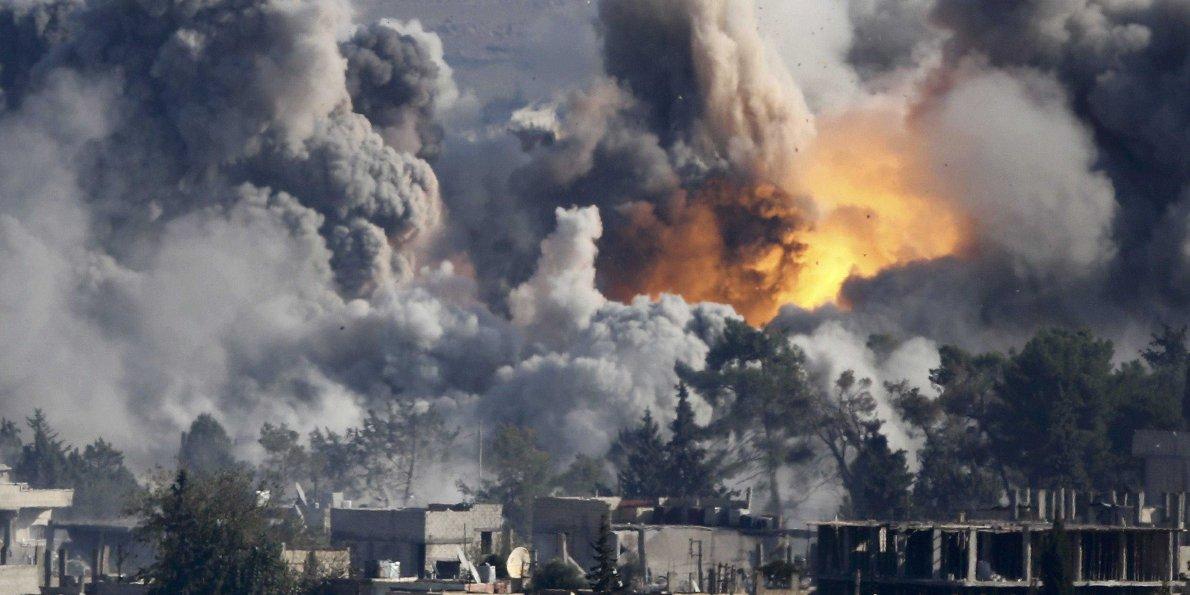 US-Led Coalition Airstrikes in Manbij: 24 Civilians Killed
