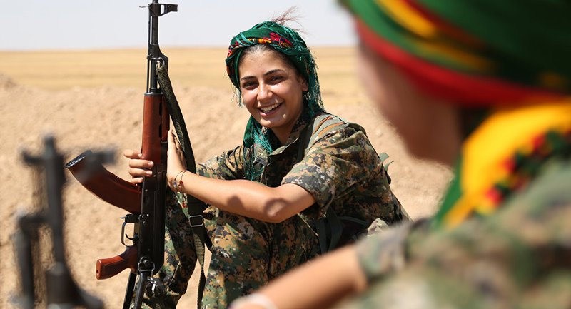 SDF Hands Liberated Manbij to Local Council & Withdraws from City