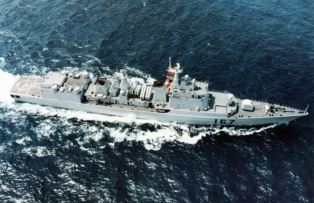 China Installs Supersonic Missiles on Its Most Lethal Destroyer in South China Sea