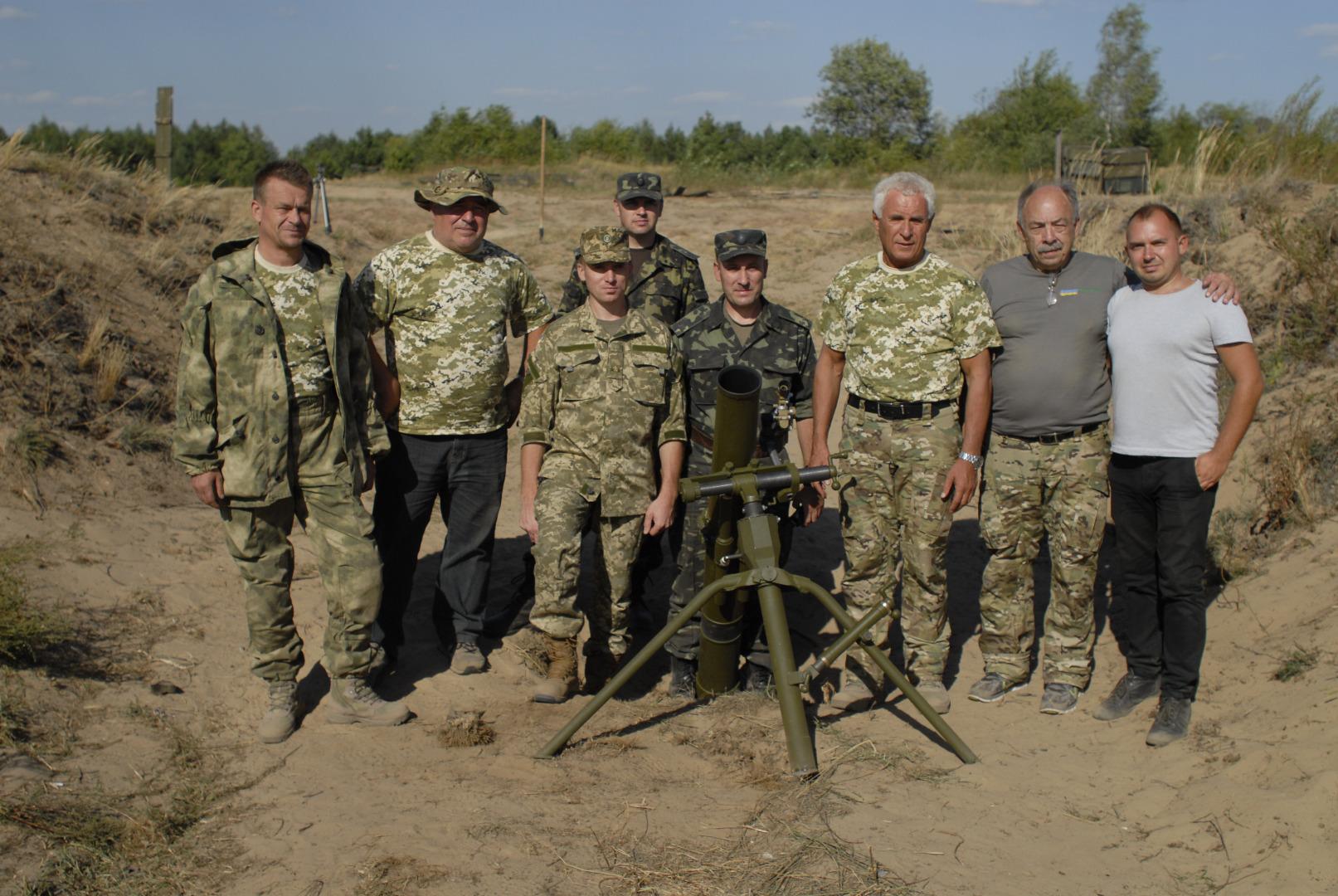 Ukraine Lost All Soviet Mortars in Donbass