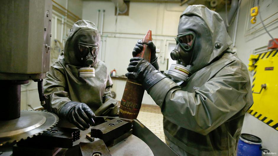 Syrian Intelligence: Terrorists Plan Mass Chemical Attacks in Aleppo & Hama