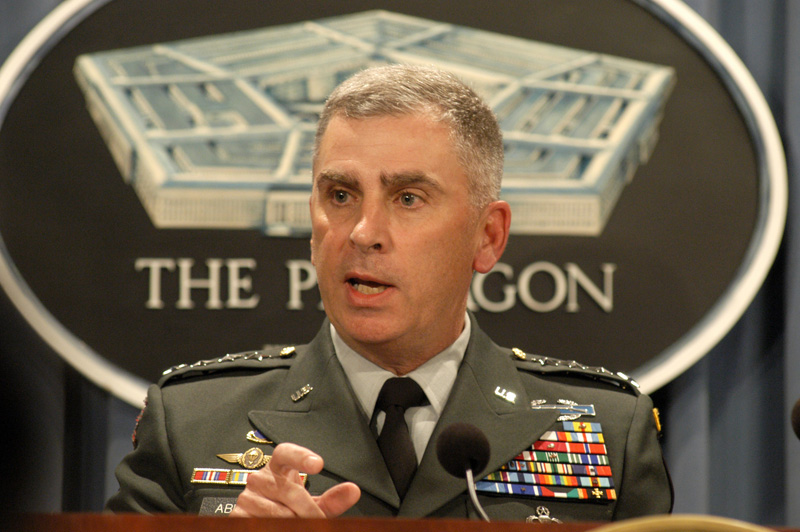 Pentagon Put US General to Ukrainian Defense Ministry