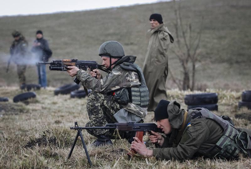 Ukrainian Troops Attacked DPR Positions near Zaytsevo: 10 Ukrainian Soldiers Killed