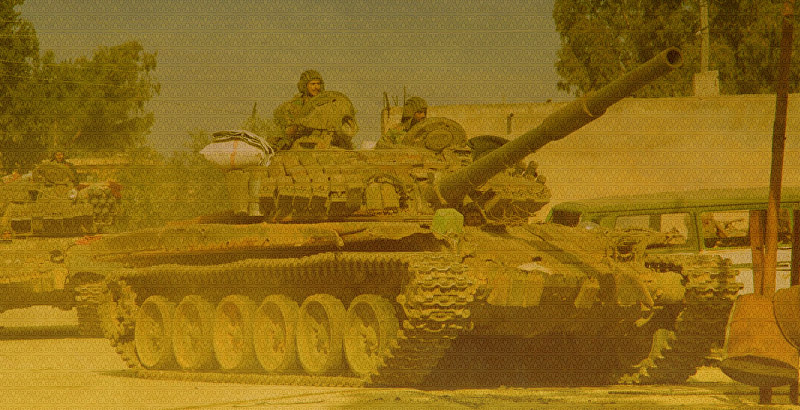 Syrian Army Withdraws Heavy Military Equipment to Create Demilitarized Zone at Castello Highway
