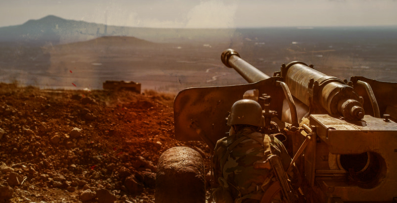 Syrian Army Declares End of the Ceasefire