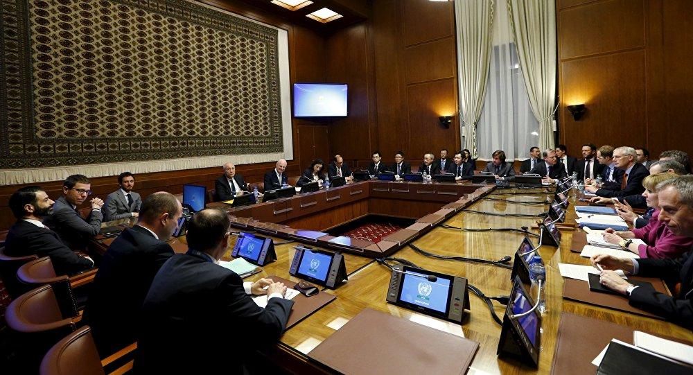 Syrian Kurds Invited to Geneva Negotiations as Part of Hmeymim Group