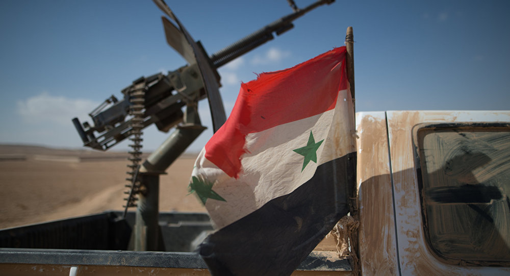 Syrian Forces Take Control of Handarat Heights in Northern Aleppo