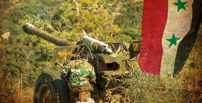 Syrian Army Retakes Rahbet al-Ishara Base from Jaysh al-Islam in Eastern Ghouta