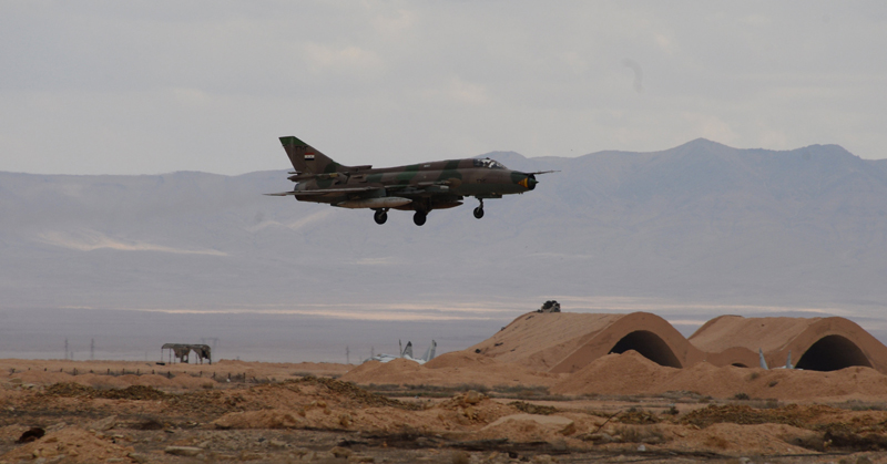 US: Next Monday Syrian Air Force May Stop to Carry Out Combat Flights