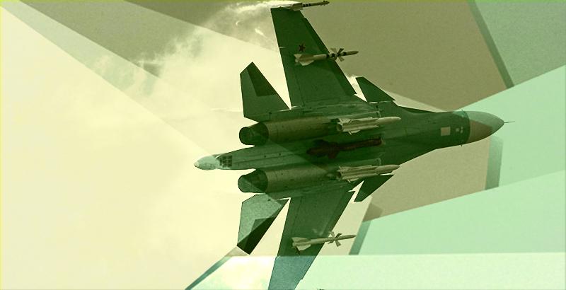 Russian Aerospace Forces Eliminated 250 ISIS Terrorists near Palmyra