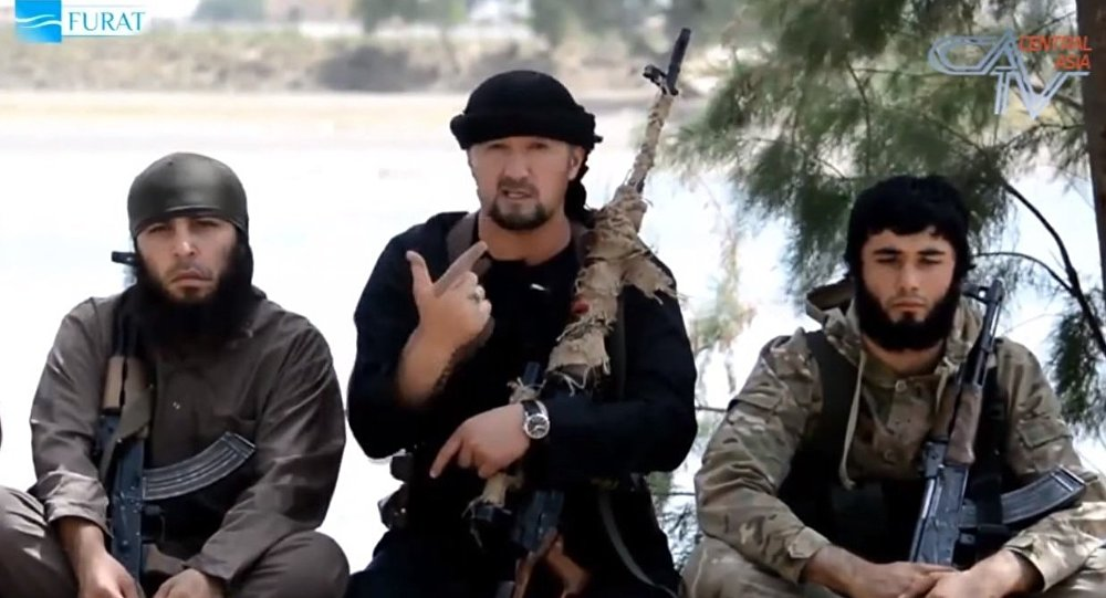 New ISIS Top Battlefield Commander in Iraq Was Trained by US Special Forces