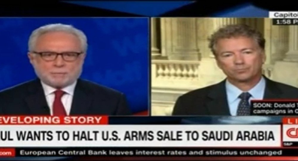 Top CNN Host More Worried about US Defense Revenues than Dead Civilians in Yemen (Video)