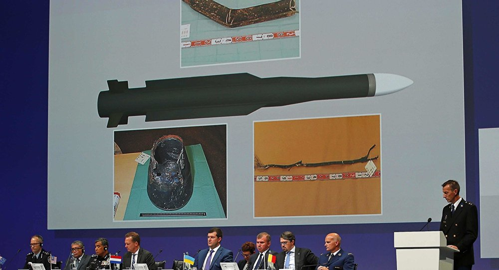 MH17 Shot Down by Rrebels Using Buk System Brought from Russia – Int'l Investigators
