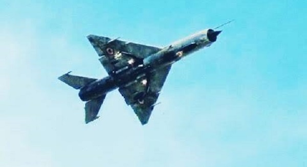 Syrian Air Force Foils ISIS Offensive Before It Begins