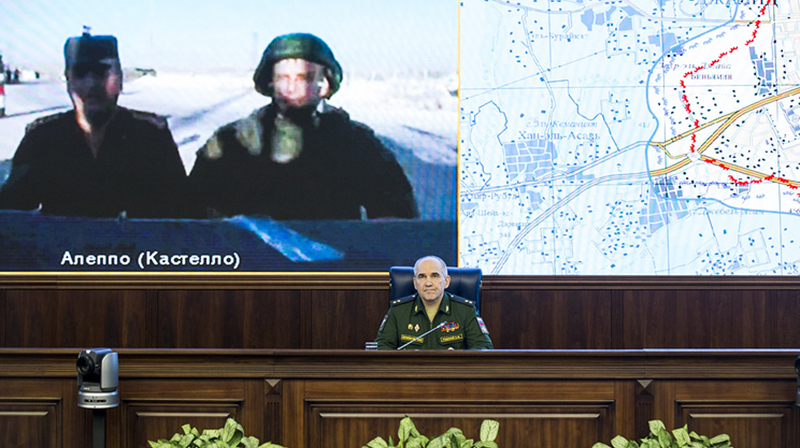 End of Truce: Russia Says Unilateral Ceasefire Observance by Syrian Government Forces Is Senseless