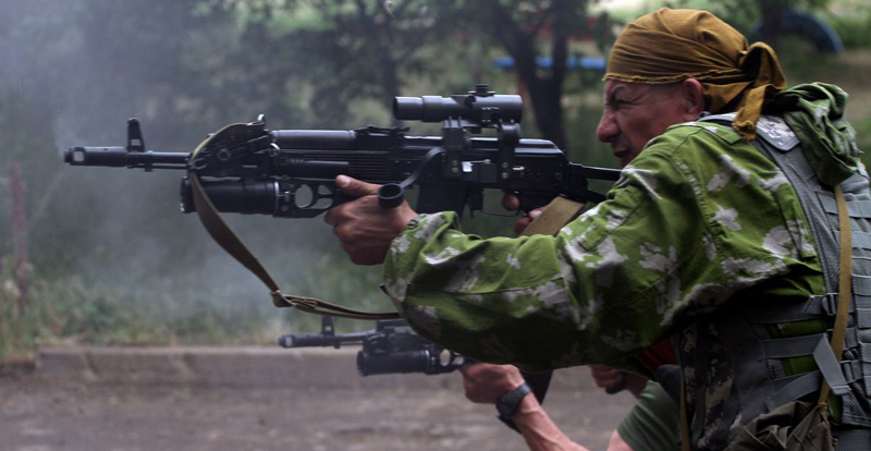 Battle near Luhansk: 2 Ukrainian Soldiers Killed, 5 Wounded, 1 Went Missing