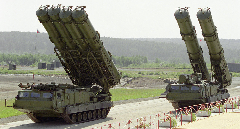 Russian S-300 & S-400 Air Defense Systems Change Place of Combat Duty