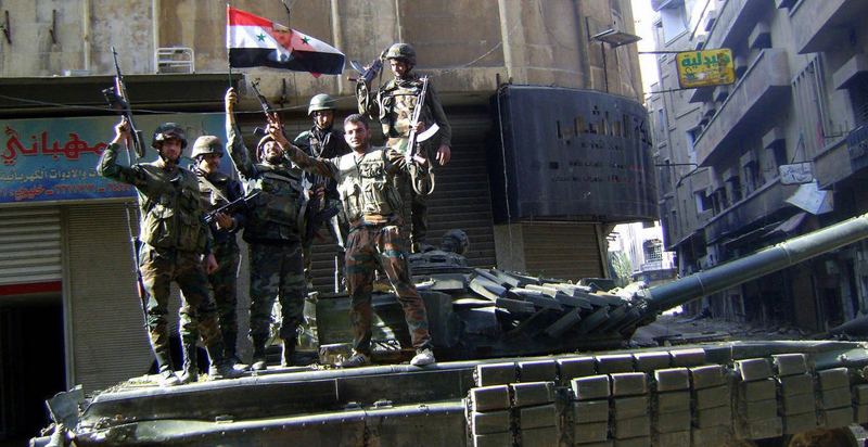 Syrian Army Continues Its Advances in Aleppo Province: Dozens of Terrorists Killed