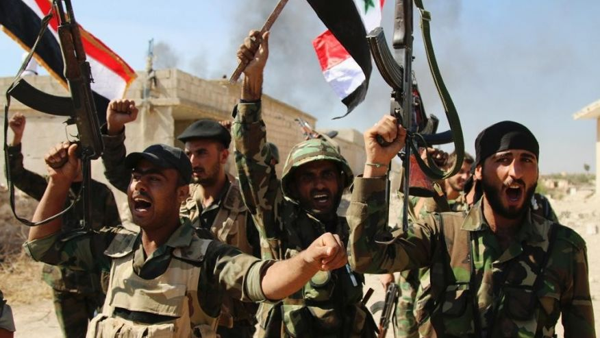 Syrian Army Going to Storm Strategic Town of Ibta in Daraa Province (Video)