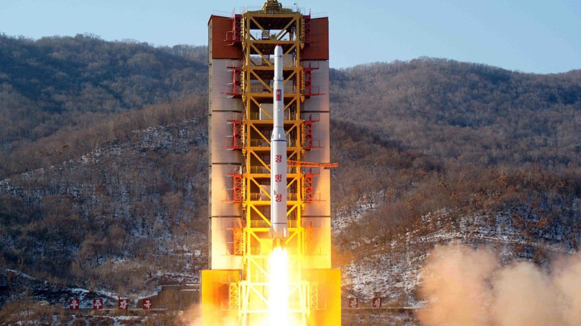 North Korea May Equip Its Missiles with Nuclear Warheads, 5th Test Conducted