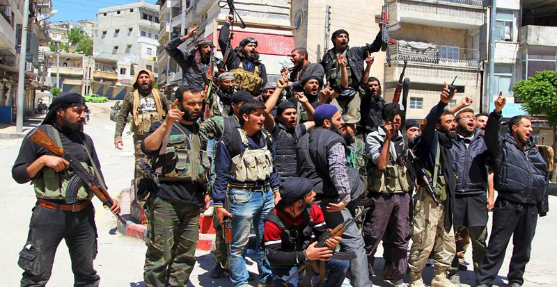 Foreign Intelligence Services Try to Unite 'Opposition' Groups in South of Syria