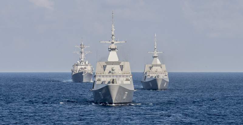 China & ASEAN to Sign Deal to Avoid Clashes in South China Sea